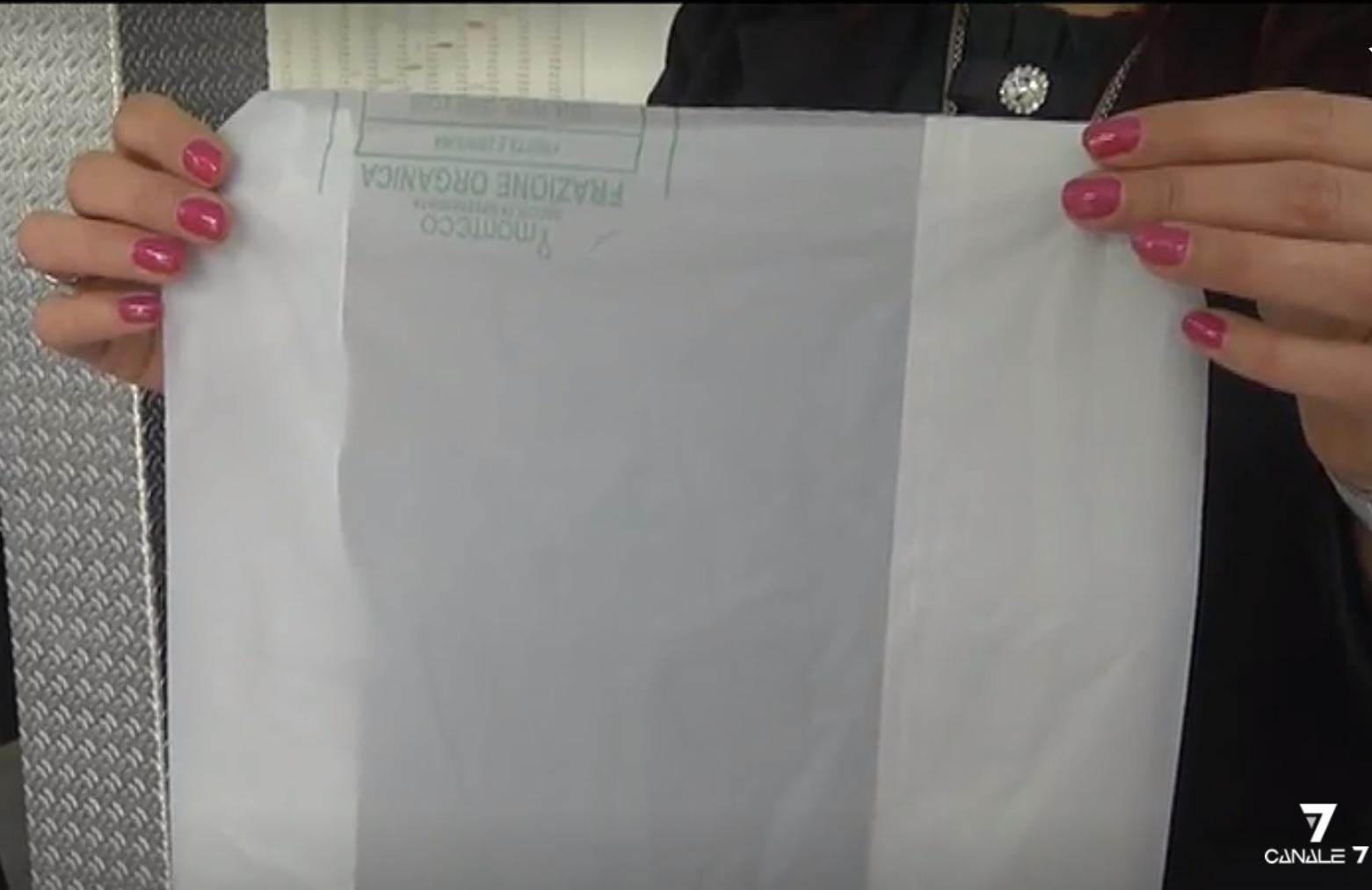 Locorotondo: nuova campagna informativa sul corretto utilizzo delle buste per la frazione organica